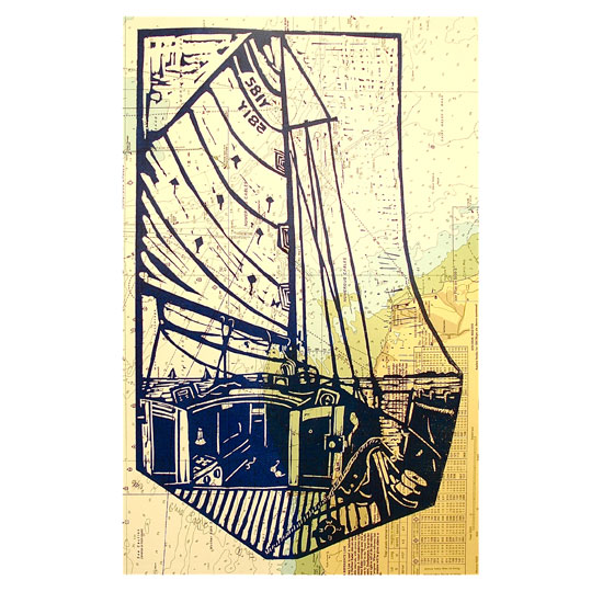Lino Cut Artwork