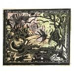 Cress Press Handmade Lino Printed Greetings Cards